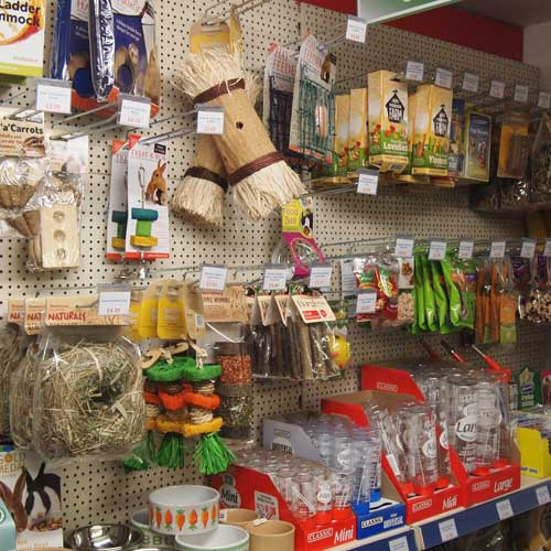 Small Animal Foods & Accessories | Pet Food Shop Crowborough